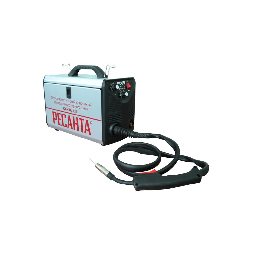 Сварочный аппарат инверторный п/а Ресанта САИПА-135