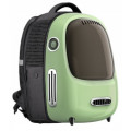Переноска-рюкзак для животных Xiaomi PETKIT EVERTRAVEL Bag, зеленая Уценка 1381