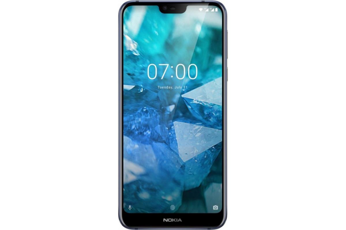 Смартфон Nokia 7.1 32GB Синий