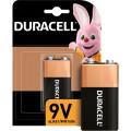 Батарейка щелочная Duracell 6LF22 (6LR61) 9В