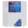 Стабилизатор напряжения ЭНЕРГОТЕХ STANDARD 9000  ±7 В. 139-248 В. время реакции 20 мс. Дисплей
