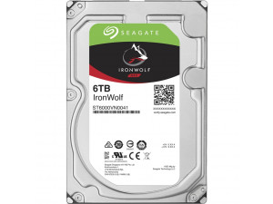 "Жесткий диск HDD 6Tb Seagate IronWolf ST6000VN0041 3.5"" SATA 6Gb/s 128Mb 7200rpm"
