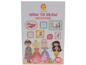 Tiger Tribe Учимся рисовать Для девочек