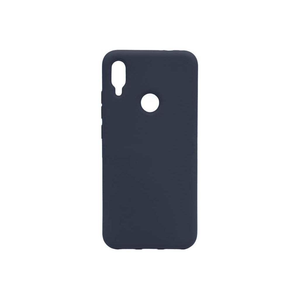 Чехол-накладка Hard Case для Xiaomi Redmi Note 7 синий, Borasco