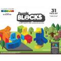 People строительные кубики People block PB320