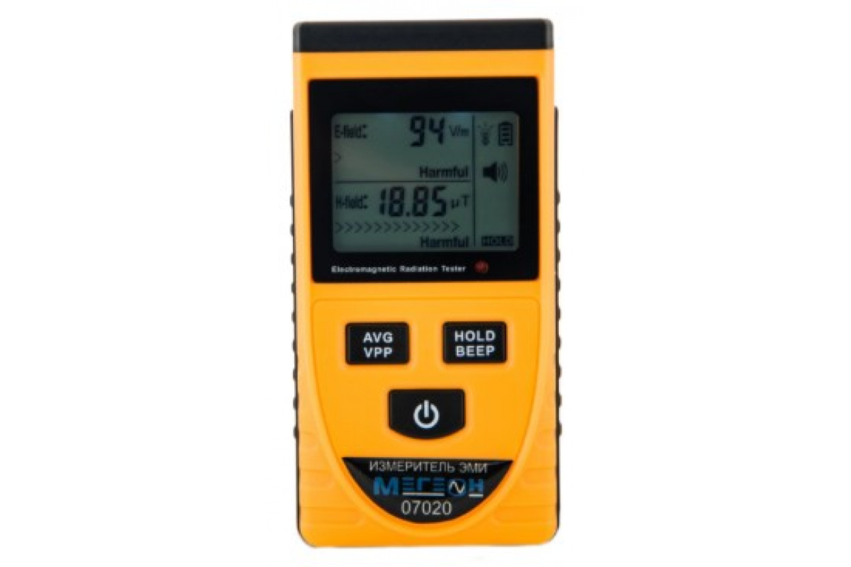Измеритель Мегеон 07020  электромагнитного фона