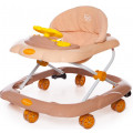 Baby Care Ходунки Optima, Коричневый (Brown)
