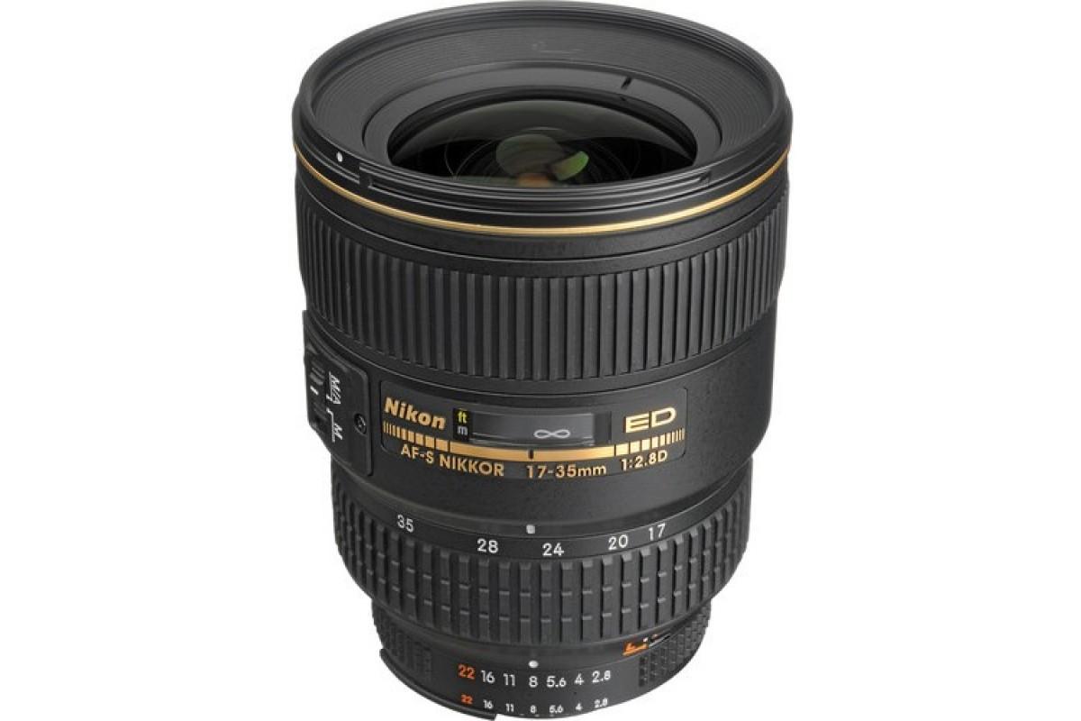 Nikon 17-35mm f/2.8D ED-IF AF-S Zoom-Nikkor X1672