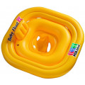 Intex Плотик Pool School с подушкой, с поддержкой 56587