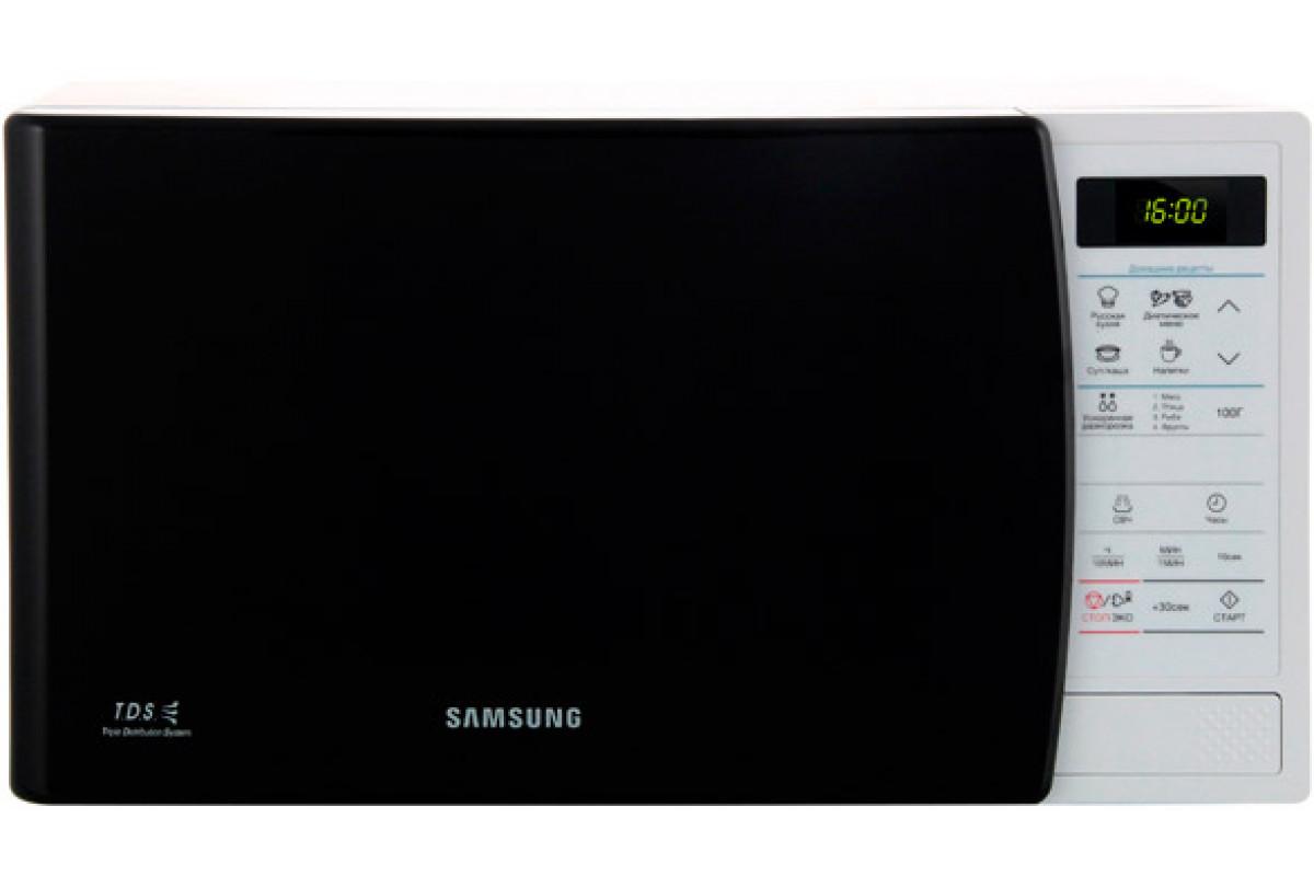 Микроволновая печь 23л Samsung ME83KRW-1 белый