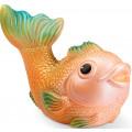 Резиновая игрушка ОГОНЕК Рыбка Ванда 15см