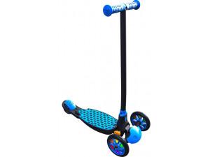 Yvolution Glider Deluxe самокат детский синий 100883