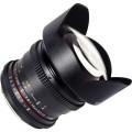 Samyang 14mm T3.1 ED AS IF UMC VDSLR Sony A