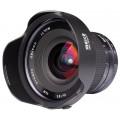 Meike 12mm F/2.8 для Canon EF-M