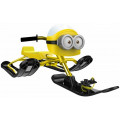 Snow Moto Minion - снегокат despicable ME yellow