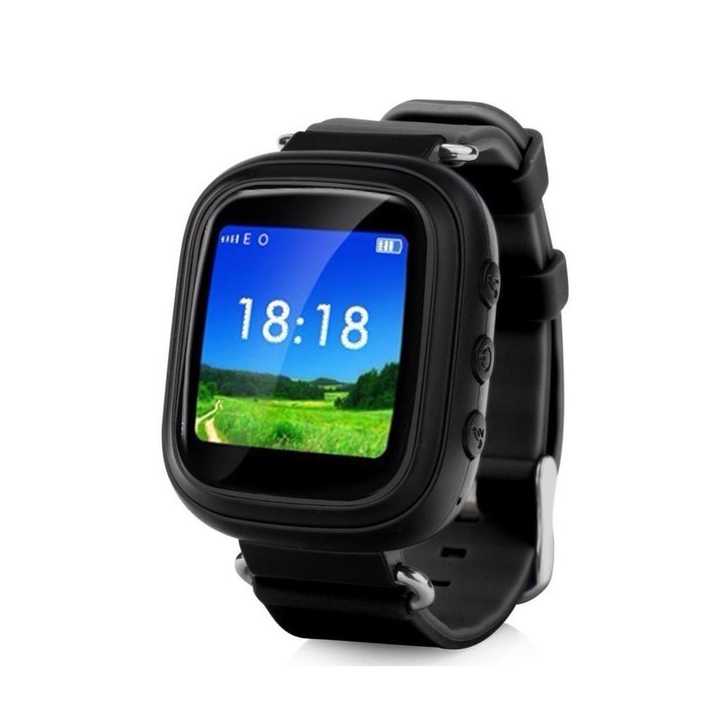 Детские умные часы Smart Baby Watch Q60S, черные