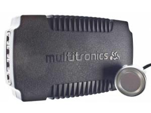 Парковочный датчик Multitronics PU-4TC (4 датчика серый)