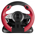 Руль Speedlink Trailblazer Racing Wheel for PS4, Xbox One, PS3, ПК (SL-450500-BK)