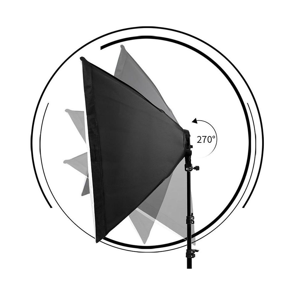 Комплект постоянного света Raylab RL-LED60 светодиодный