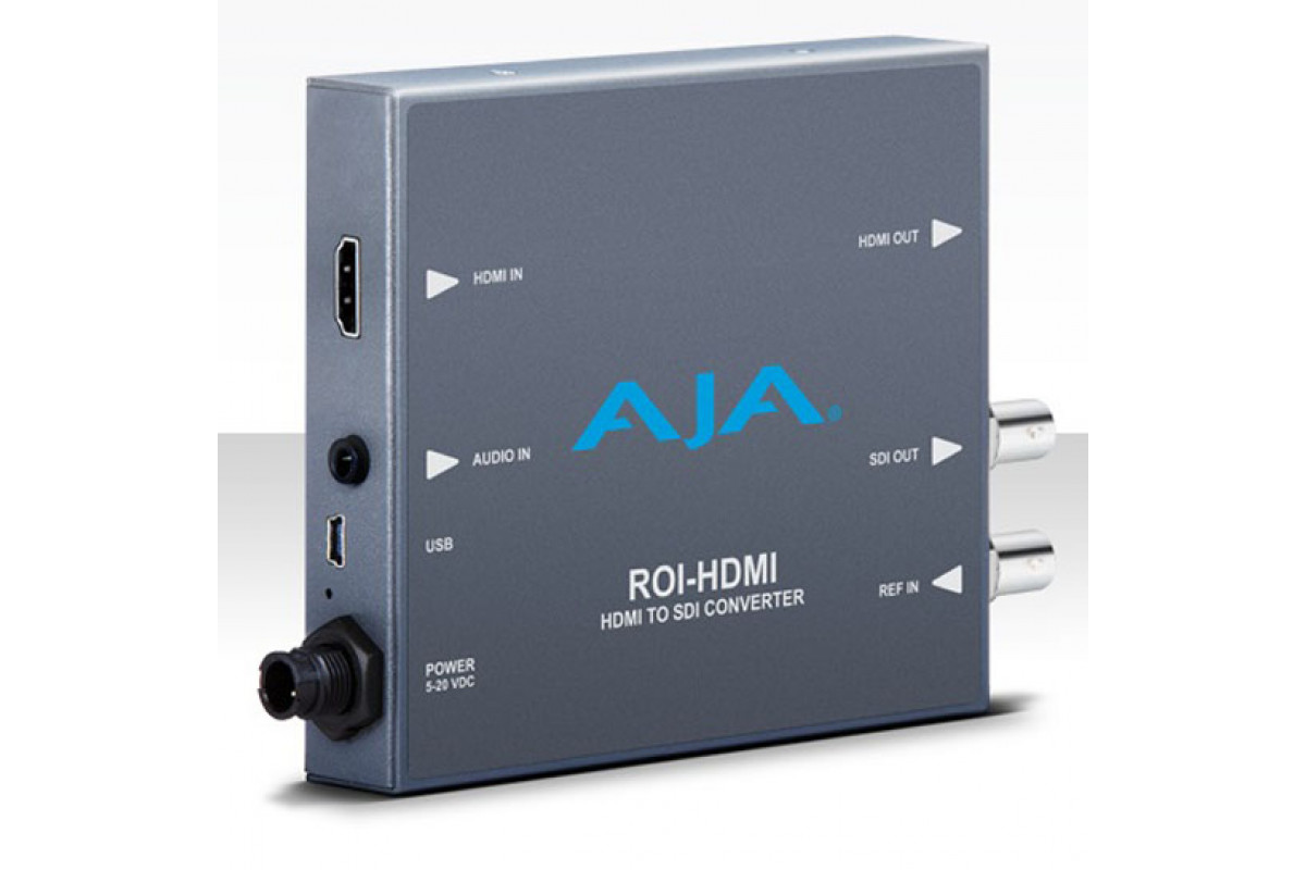 Конвертор AJA ROI-HDMI