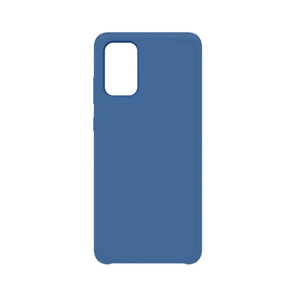 Чехол для смартфона Samsung Galaxy A71 Silicone Ultimate (синий), Redline