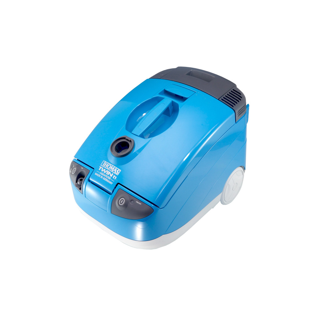 Пылесос моющий Thomas TWIN T1 Aquafilter синий/серый