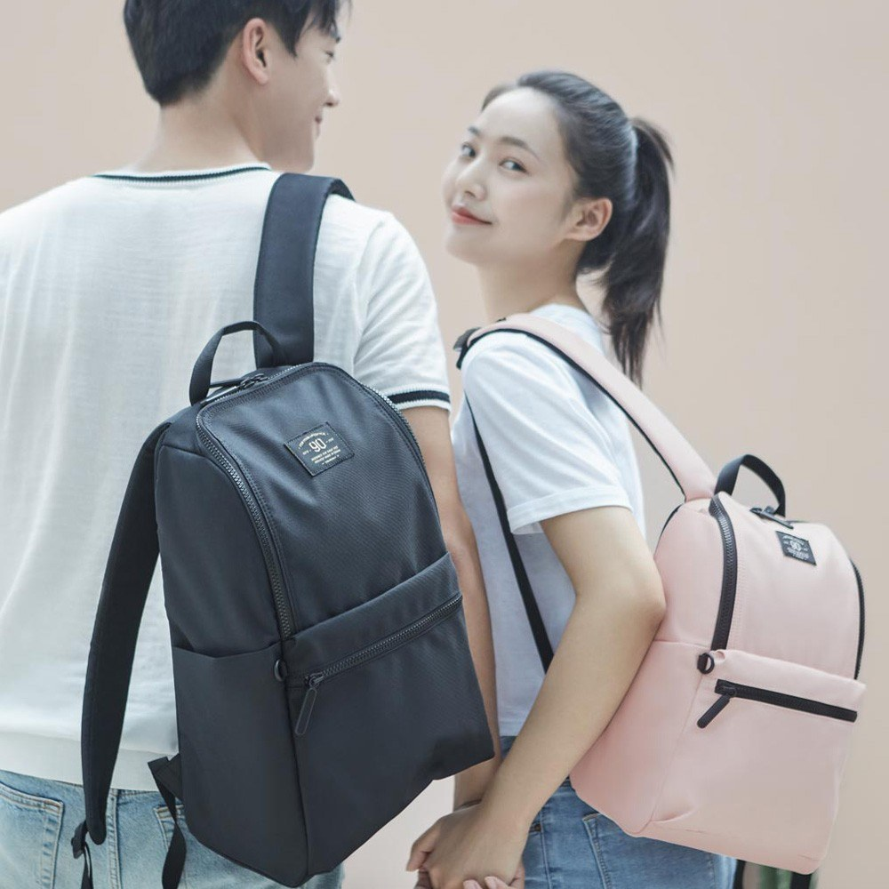 Рюкзак Xiaomi 90Fun, 10 л, розовый