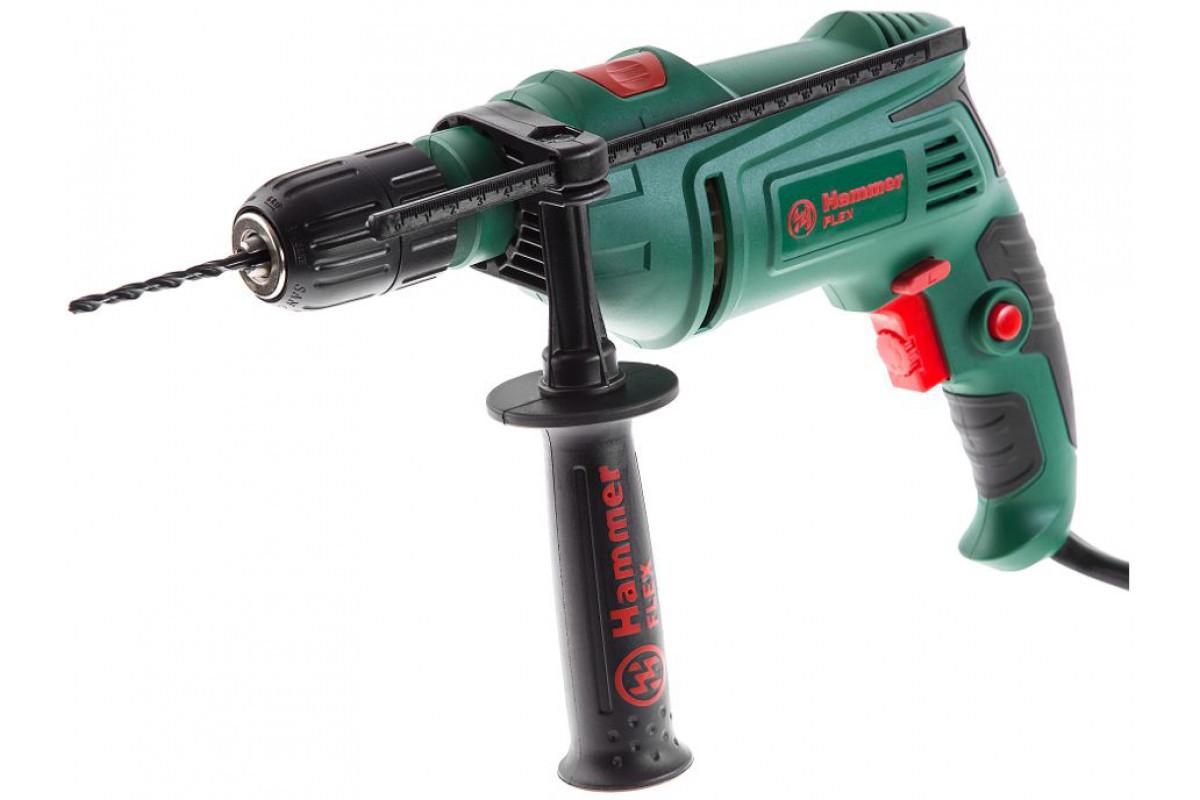 Дрель ударная Hammer Flex UDD780D  780Вт БЗП 13мм 0-2800об/мин