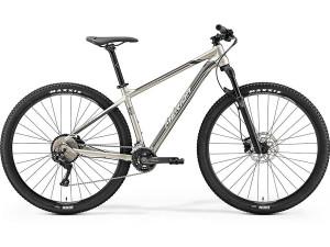 "Велосипед Merida Big Nine 500 Silk Titan (Silver/Black) 2019 M(17"")(75061)"