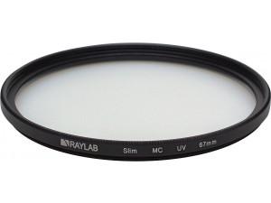 Фильтр защитный ультрафиолетовый RayLab UV Slim 67mm