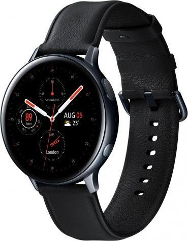 Умные часы Samsung Galaxy Watch Active 2 Stainless Steel 44мм, черные