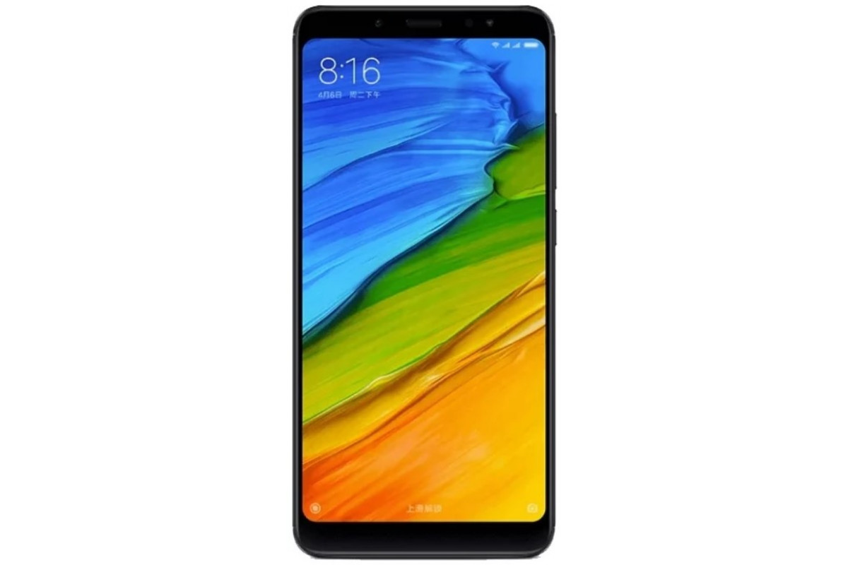 Смартфон Xiaomi Redmi Note 5 4/64 GB Black (Черный)