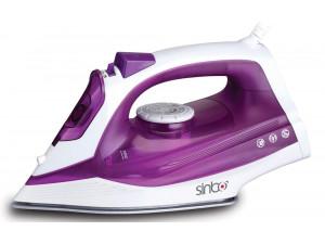 Утюг Sinbo SSI 6619 2400Вт фиолетовый/белый