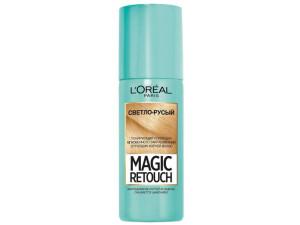 L'Oreal Magic Retouch Тонирующий спрей 5 Светло Русый