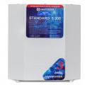 Стабилизатор напряжения ЭНЕРГОТЕХ STANDARD 5000   ±7 В. 139-248 В. время реакции 20 мс. Дисплей