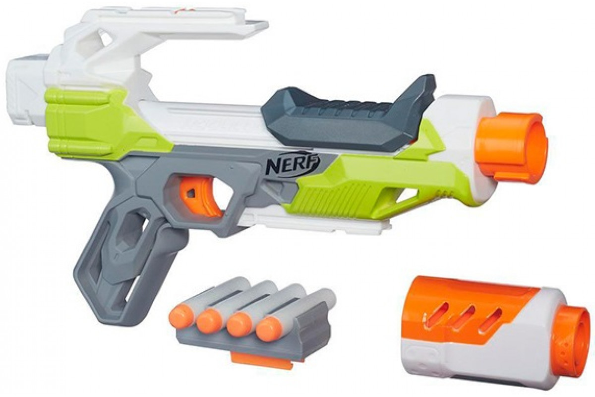 Nerf Modulus АйонФайр бластер Hasbro B4618