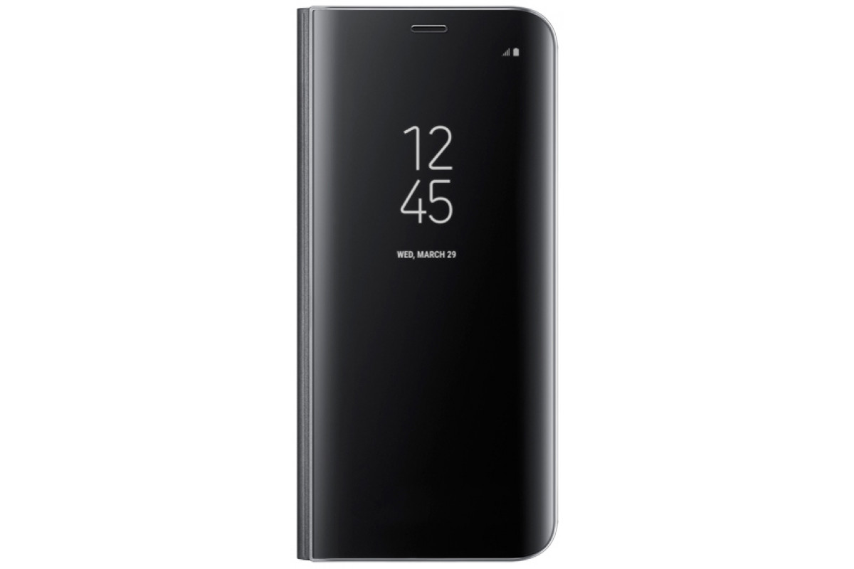 Чехол-книжка для Samsung (G950) Galaxy S8 ClearView Black