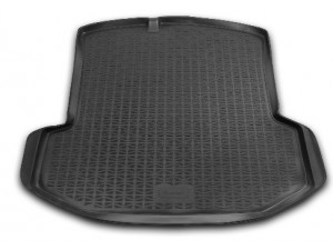 Коврик в багажник Element для BRILLIANCE H530, 03/2014-> сед. (полиуретан), 09KBH530N01L