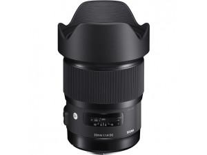 Sigma AF 20mm f/1.4 Art DG HSM Canon EF