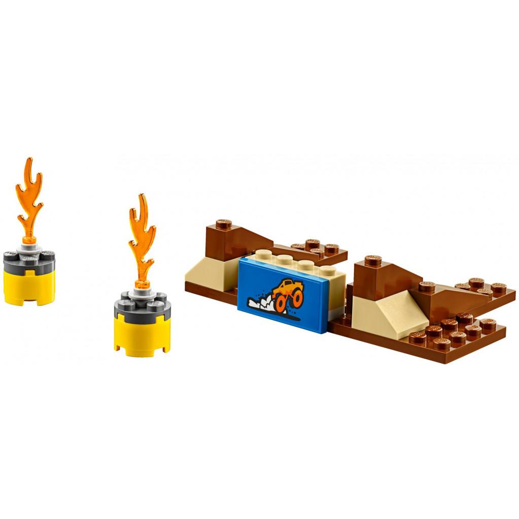 Lego City Монстр-трак - конструктор детский 60180
