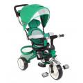 Capella Quest Trike 360 - Трехколесный велосипед зеленый (зеленый) EVA
