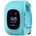 Детские умные часы Prolike PLSW50BL, голубые