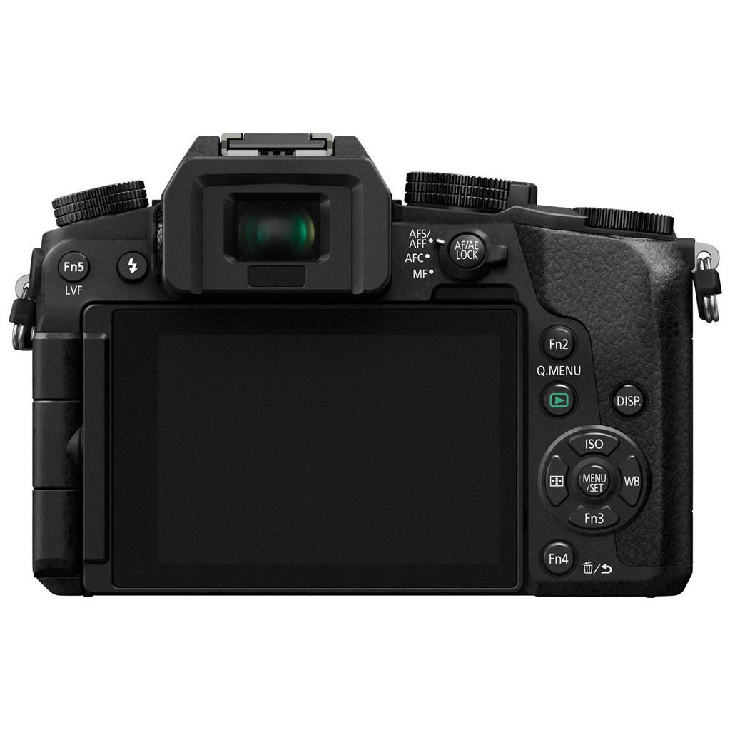 Фотоаппарат Panasonic Lumix DMC-G7 kit 14-42mm черный