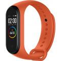 Фитнес браслет Xiaomi Mi Band 4 оранжевый Уценка 0084