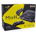 Игровая приставка Dinotronix MixHD + 450 игр (модель: ZD-10, Серия: ZD, MD2 case, HDMI кабель, 2 беспроводных джойстика)