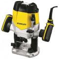 Фрезер Stanley STRR1200-B9  1200Вт 8000-27000об/мин рез55мм 4кг