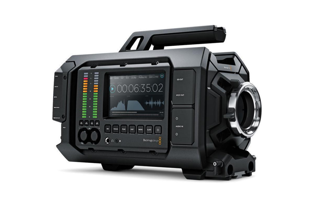 Видеокамера Blackmagic URSA 4.6K PL