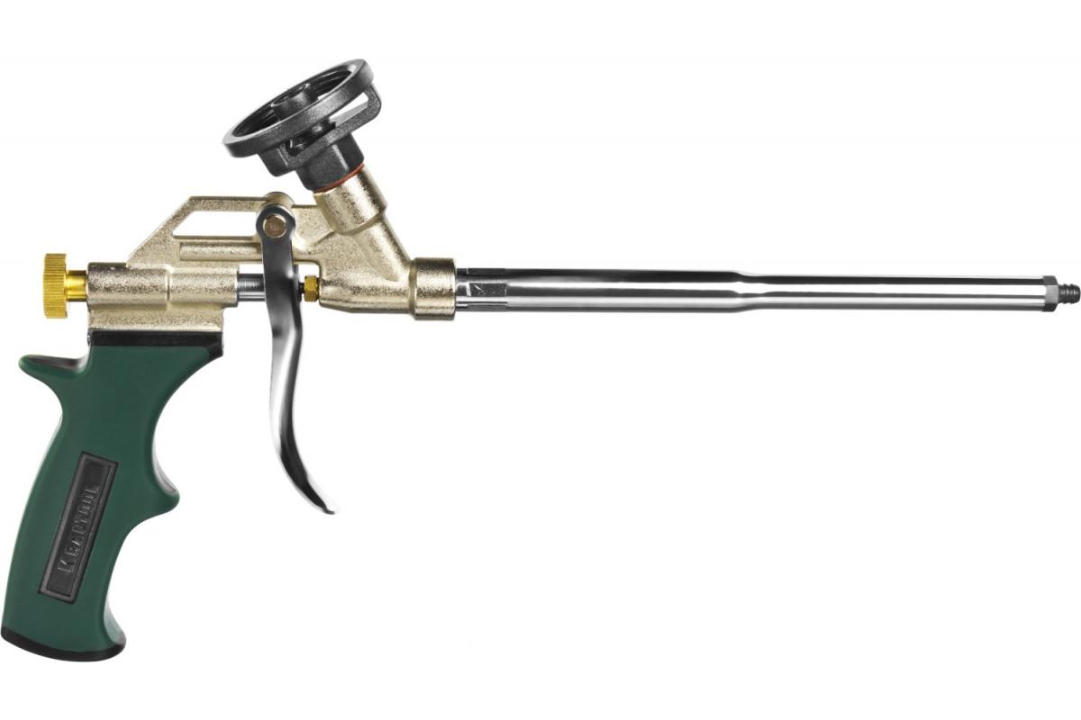 """Пистолет KRAFTOOL """"PROKraft"""" для монтажной пены, тефлоновое покрытие"""