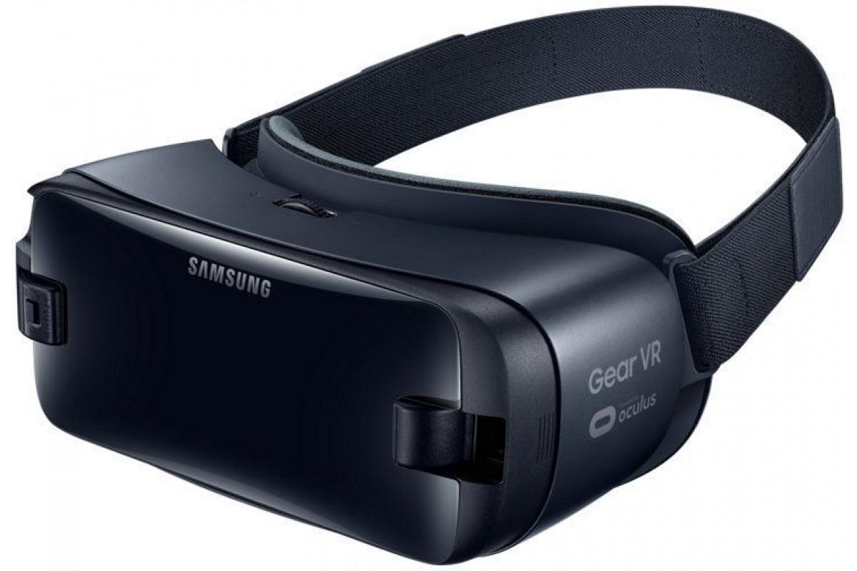Очки виртуальной реальности Samsung Gear VR (SM-R325), синие