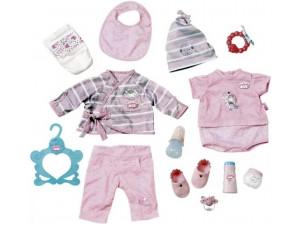 Baby Annabell супернабор с одеждой и аксессуарами Zapf Creation 700-181